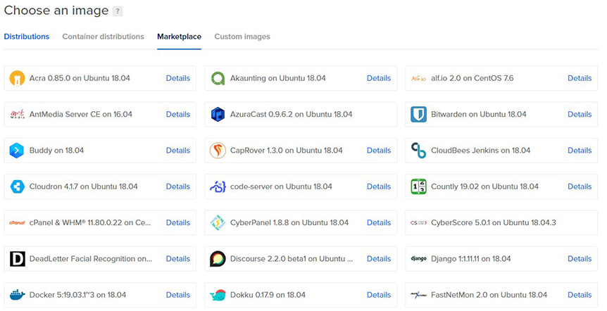 Digitalocean Apps