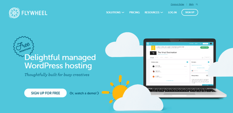 Flywheel WordPress Hosting Review