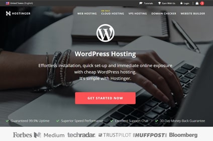 hostinger-wordpress