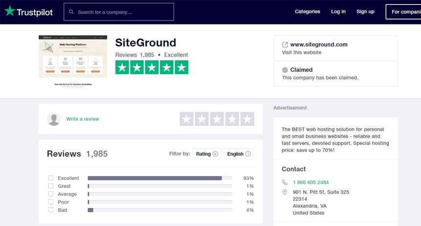 sitground-wordpress-trustpilot