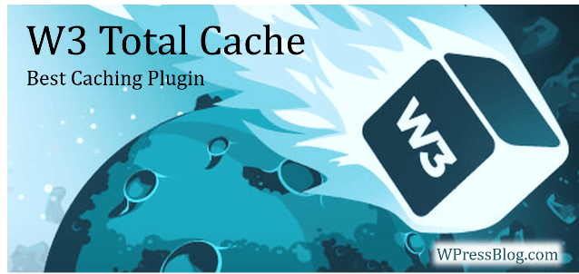 W3 Total Cache muss WordPress-Plugins haben