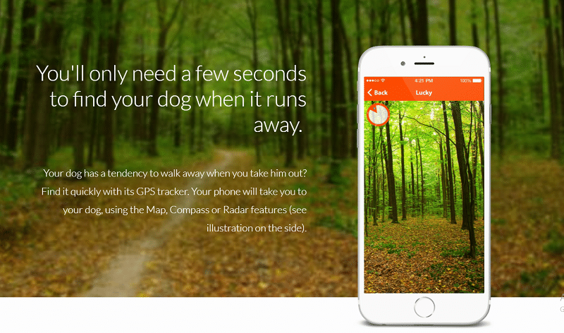 Pet Tracker, Weenect