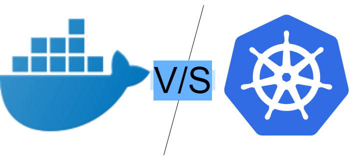 Docker Vs Kubernetes